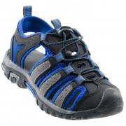 Dětské sandály Hi-Tec Eritio JR modrá BLACK/DARK GREY/LAKE BLUE
