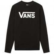 Жіноча толстовка Vans Wm Classic V Crew чорний