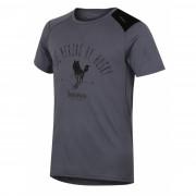 Pánské funkční triko Husky Merino 100 kr. rukáv Sheep šedá