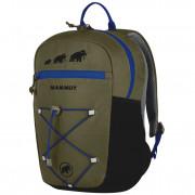Dětský batoh Mammut First Zip 8 l zelená/černá olive-black