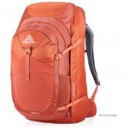 Pánský batoh Gregory Tetrad 60 oranžová FERROUS ORANGE
