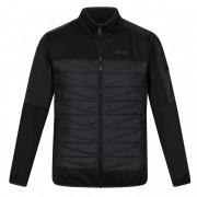 Чоловіча куртка Regatta Clumber II Hybrid чорний