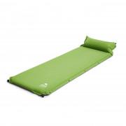 Самонадувний килимок Zulu Dreamtime 5 Pillow зелений