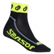 Ponožky Sensor Race Lite Ručičky reflex
