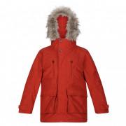 Дитяче пальто Regatta Podrick Parka червоний