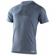 Pánské funkční triko Lasting Hill modrá