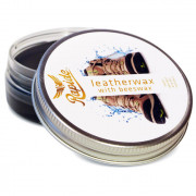 Včelí vosk Rapide Leatherwax 50 ml černá black/černý
