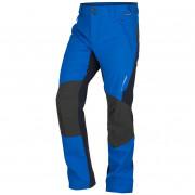 Чоловічі штани Northfinder Hromovec синій/чорний