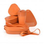 Sada nádobí Light My Fire MealKit BIO oranžová rustyorange
