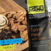 Adventure Menu 100% Krůtí maso na cib. 200 g