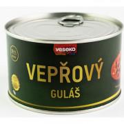 Консерви VESEKO Гуляш зі свинини 400 г