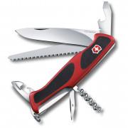 Nůž Victorinox Rangergrip 55 červená/černá