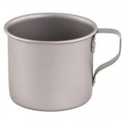 Hrnek Easy Camp Adventure Mug stříbrná Silver