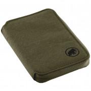 Peněženka Mammut Zip Wallet Mélange tm.khaki olive