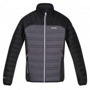 Чоловіча куртка Regatta Halton V сірий/чорний