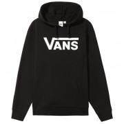 Жіноча толстовка Vans Wm Classic V II Hoodie чорний