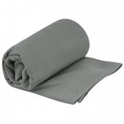 Ručník Sea to Summit Drylite Towel S šedá Grey
