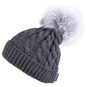 Zimní čepice Sherpa Nell II tmavě šedá mel dark grey