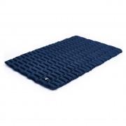 Надувний килимок Zulu Aron double синій