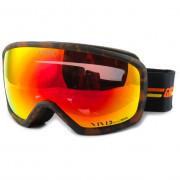 Лижна маска Giro GP Black/Orange