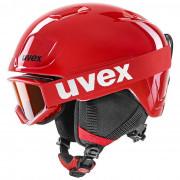 Дитячі гірськолижний шолом Uvex Heyya Set