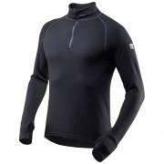 Pánský rolák Devold Expedition man zip neck černá