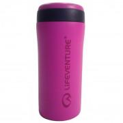 Termohrnek LifeVenture Thermal Mug 0,3l světle růžová