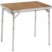 Stůl Outwell Calgary S hnědá/stříbrná