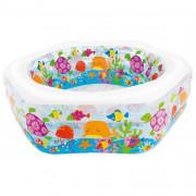 Nafukovací bazén Intex Ocean Reef 56493NP mix barev