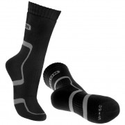 Ponožky Bennon Trek Sock černá/šedá Black-grey