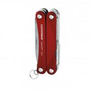Multitool Leatherman Squirt ES4 červená