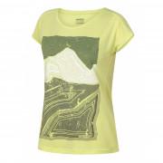 Dámské triko Husky Tash L světle zelená