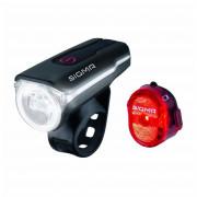 Набір фар Sigma Aura 60 USB + Nugget II.