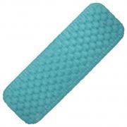 Надувний килимок Yate Voyager синій/сірий
