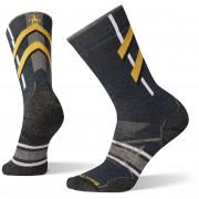 Ponožky Smartwool Phd Nordic Medium Pattern zelená everglade