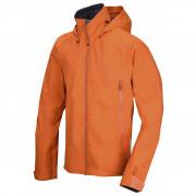 Pánská bunda Husky Nakron M (2018) oranžová tm.oranžová