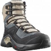 Жіночі черевики Salomon Quest Element Gore-Tex W сірий