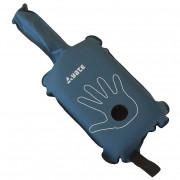 Ruční pumpa z PU pěny Yate modrá