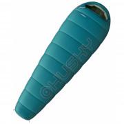 Spacák Husky Mikro Mini 0°C modrá