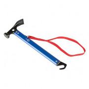 Kladivo Bo-Camp Hammer With Peg Puller modrá