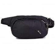 Bezpečnostní ledvinka Pacsafe Vibe 100 černá jet black