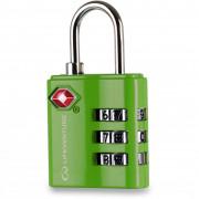 Zámek Lifeventure TSA Combi Lock zelená green