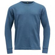 Чоловіча функціональна толстовка Devold Nibba Man Sweater синій