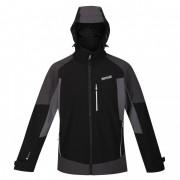 Чоловіча куртка Regatta Hewitts VII чорний/сірий