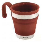 Hrnek Outwell Collaps Mug hnědá