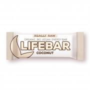 Tyčinka Lifebar Kokosová RAW BIO 47 g
