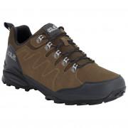 Чоловічі черевики Jack Wolfskin Refugio Texapore Low M коричневий