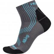 Ponožky Husky Hiking modrá