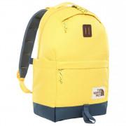 Batoh The North Face Daypack žlutá/modrá BAMBOO YLLW/BLUE WNG TEAL