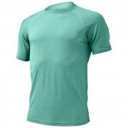 Pánské funkční triko Lasting Quido světle modrá